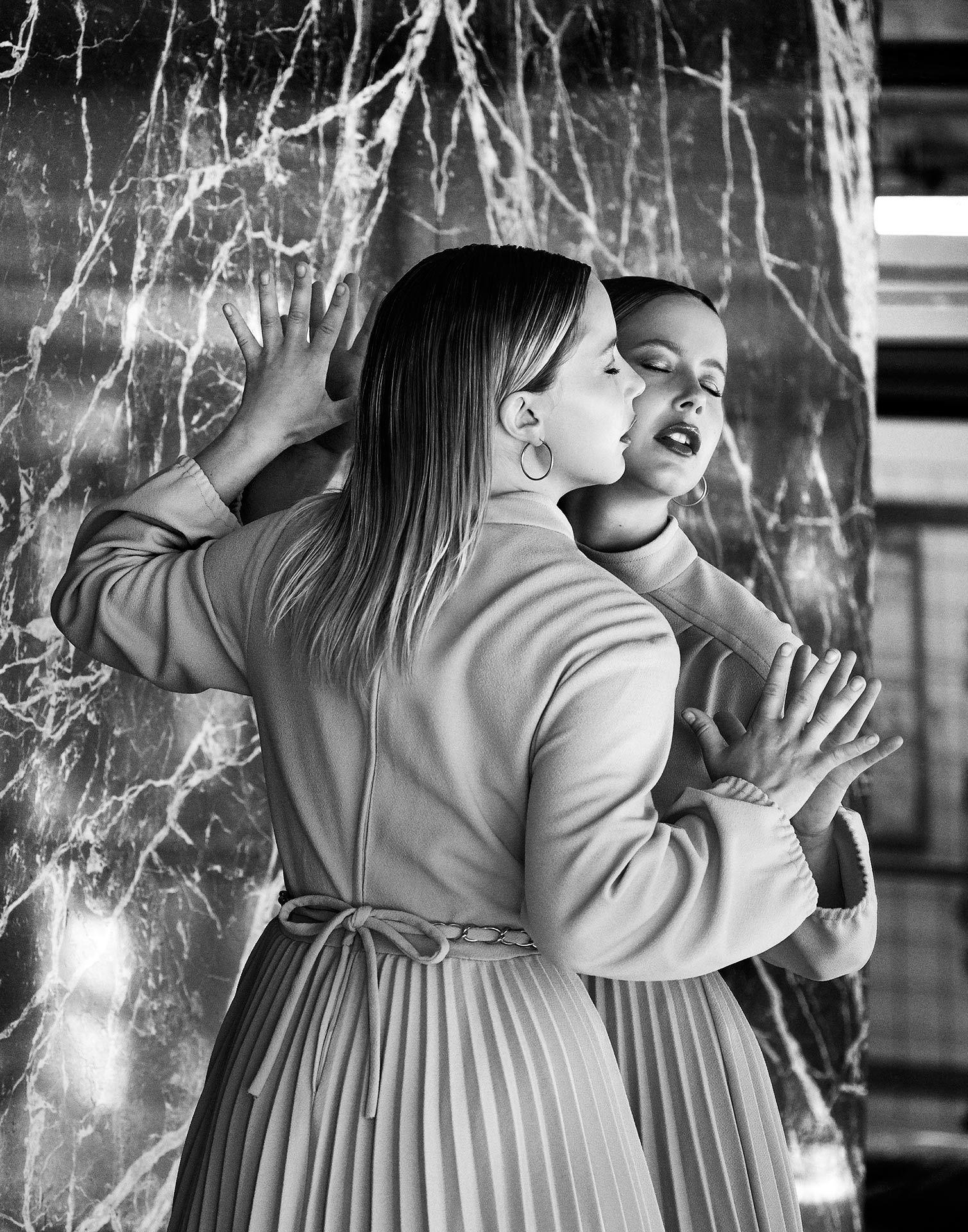 Juliette Gosselin shot by Jocelyn Michel