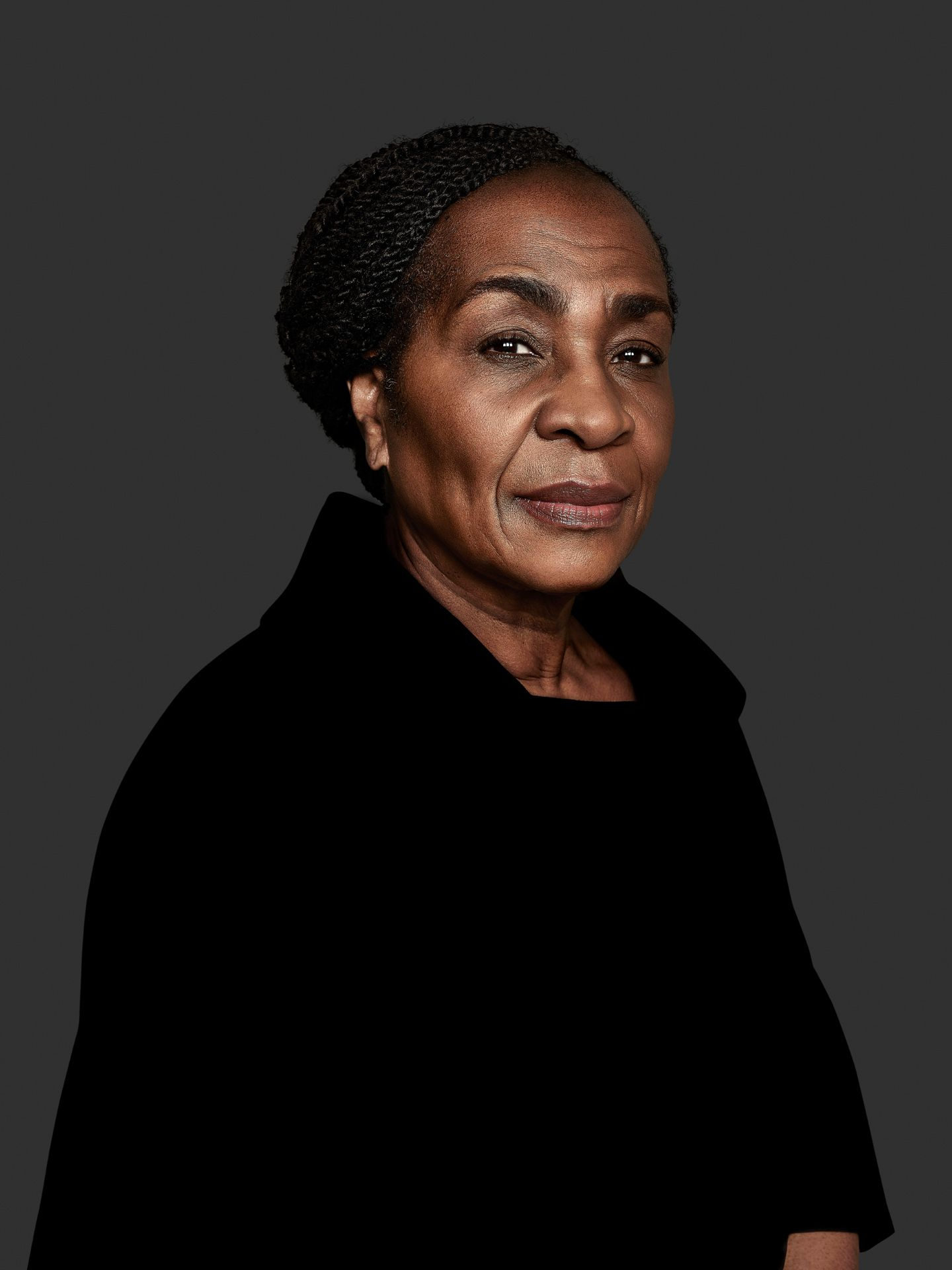 actress Mireille Metellus by Maxyme G Delisle for Duceppe Theatre with Publicis
