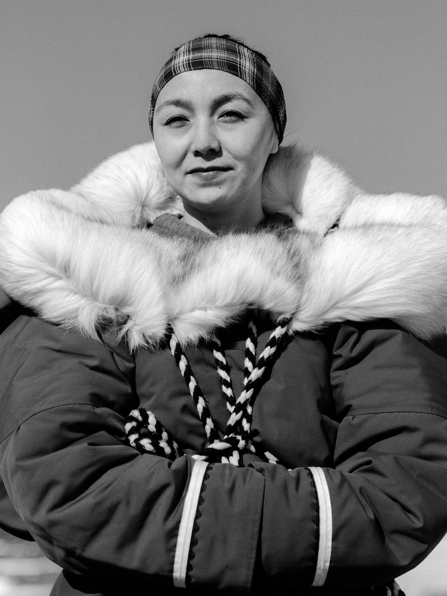 Nunavik by Alexi Hobbs for Air Inuit