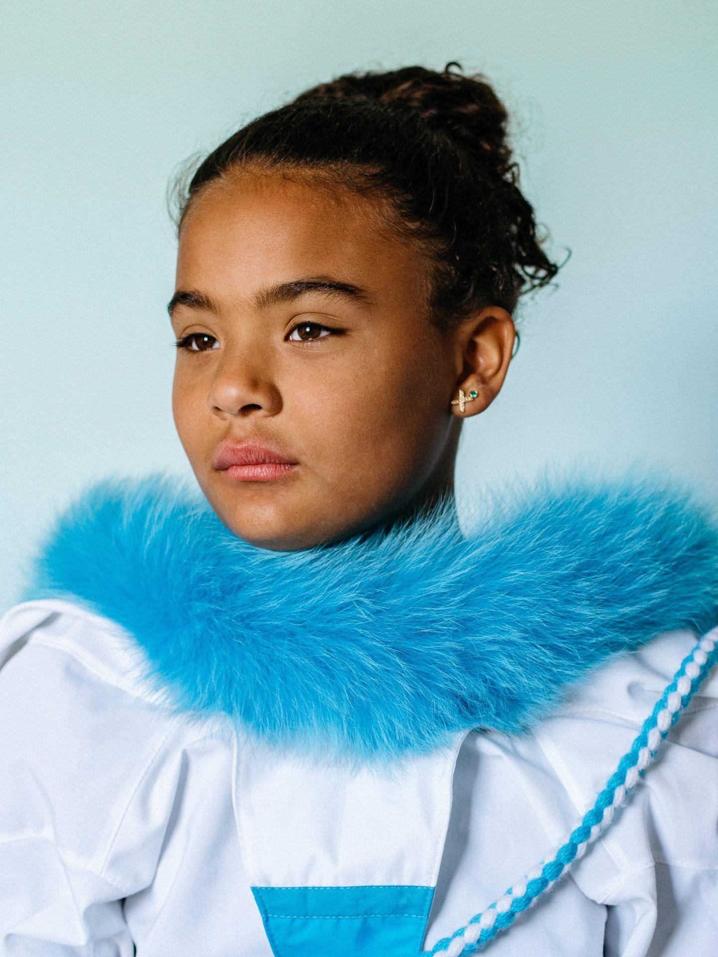 Annie Lock by Alexi Hobbs in Nunavik
