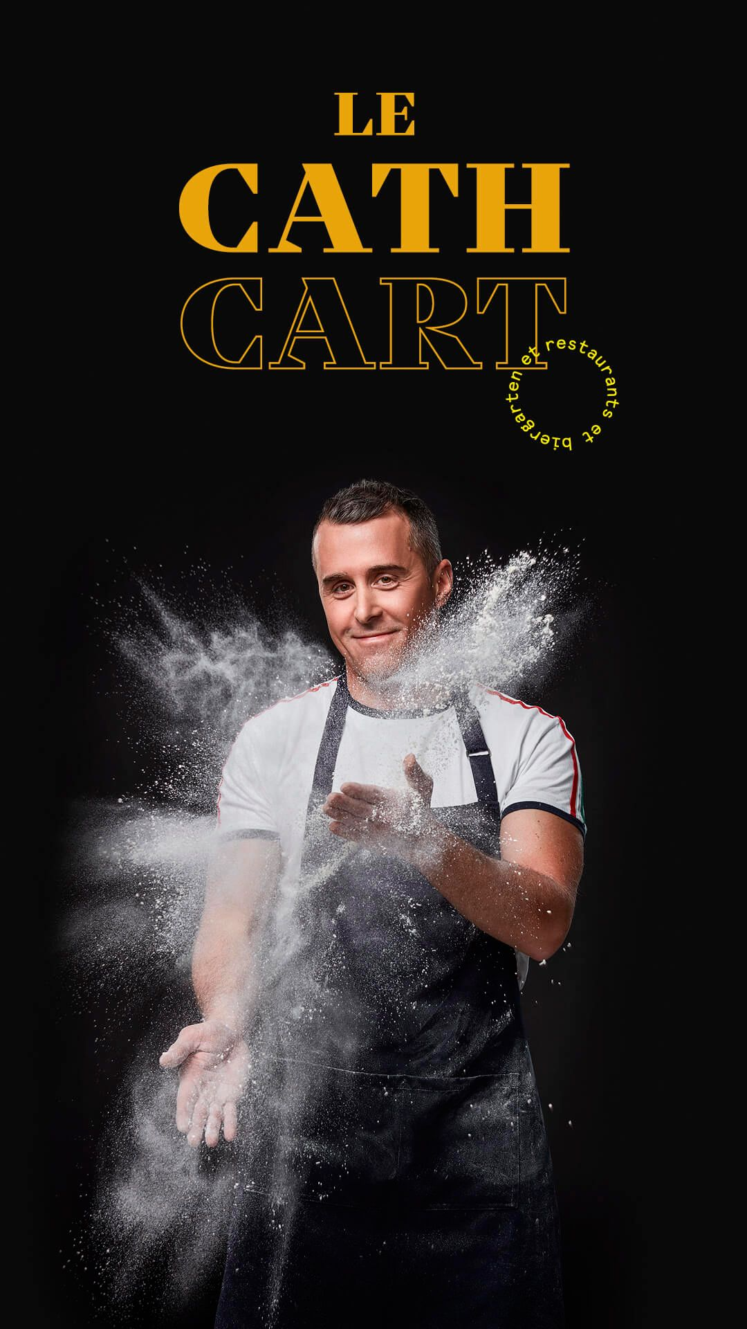 Federico Bianchi by Jocelyn Michel for Cathcart restaurant