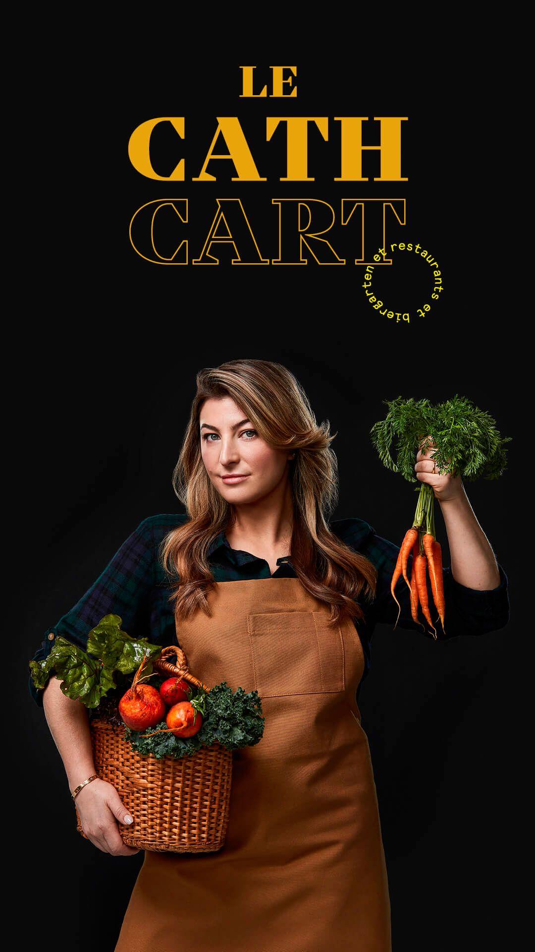 Raegan Steinberg by Jocelyn Michel for Cathcart restaurant