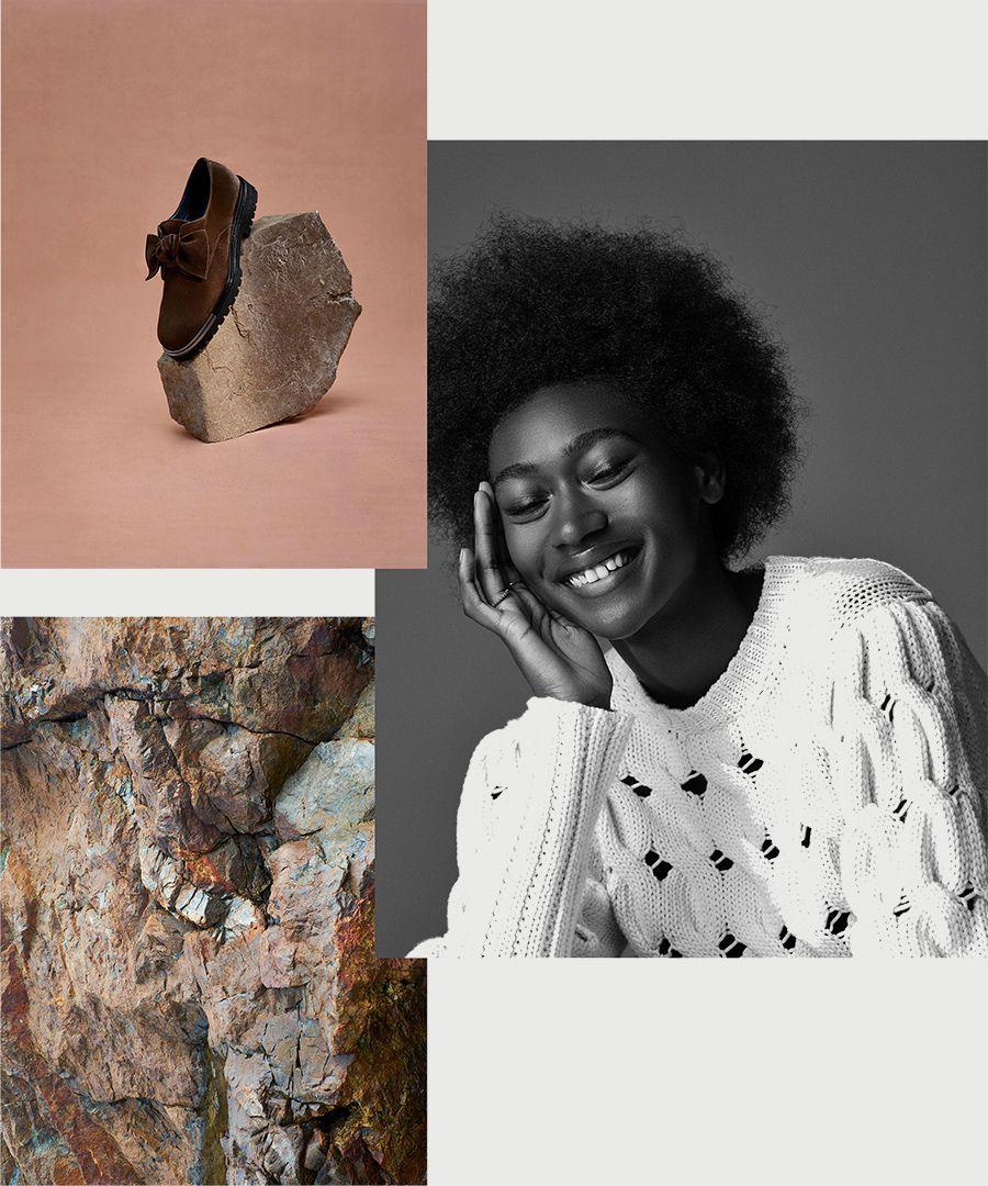 montage de photo de produit, portrait et ambiance par Maxyme G. Delisle pour le lookbook automne 2019 de Jean-Paul Fortin