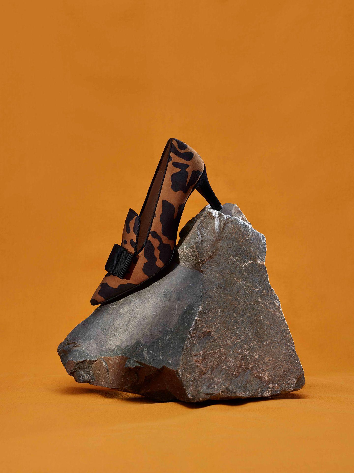 photo de chaussure mode par Maxyme G. Delisle pour le lookbook automne 2019 de Jean-Paul Fortin