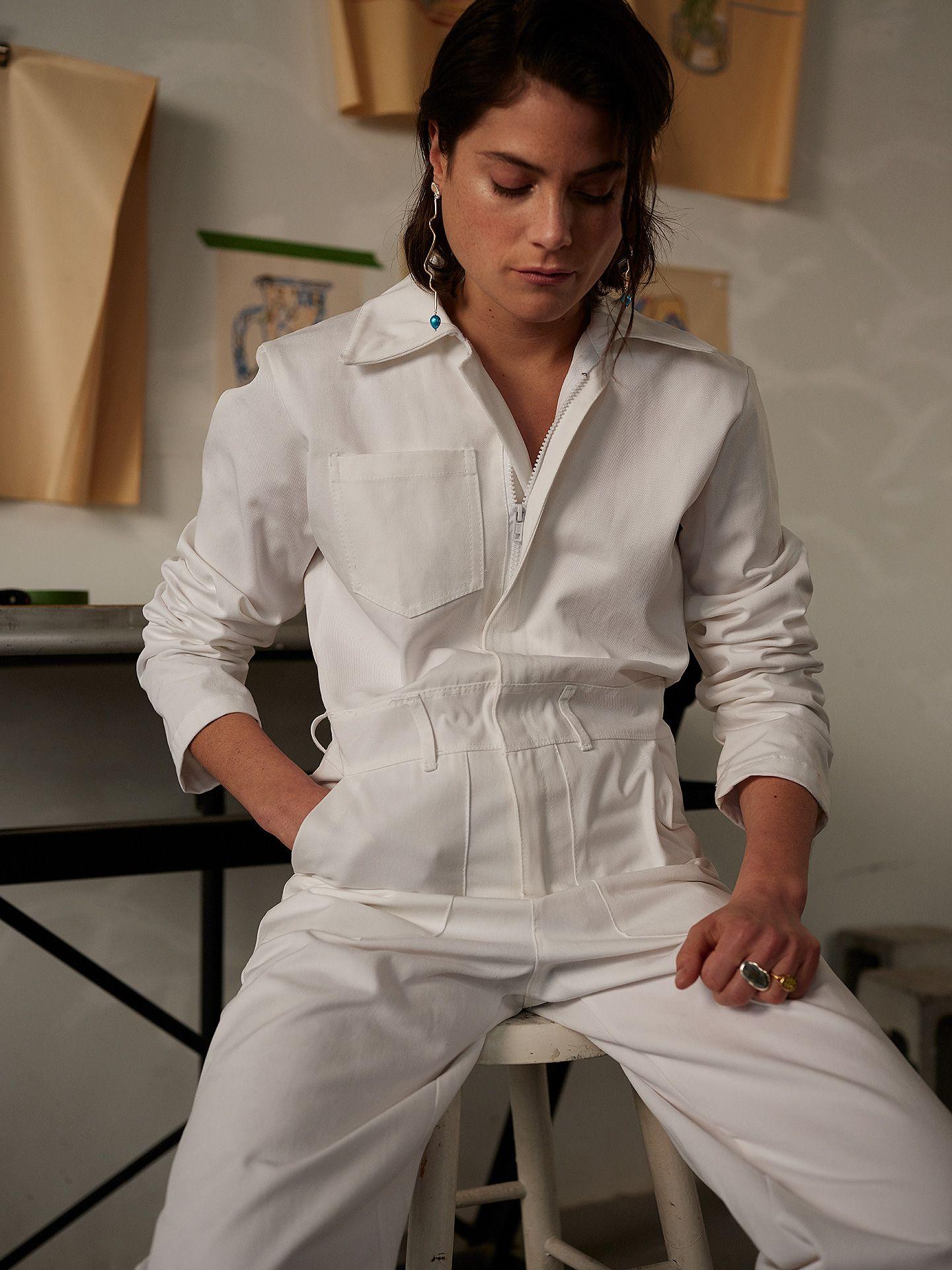 model shot by Maxyme G Delisle for Nina.Nanas Dada Collection