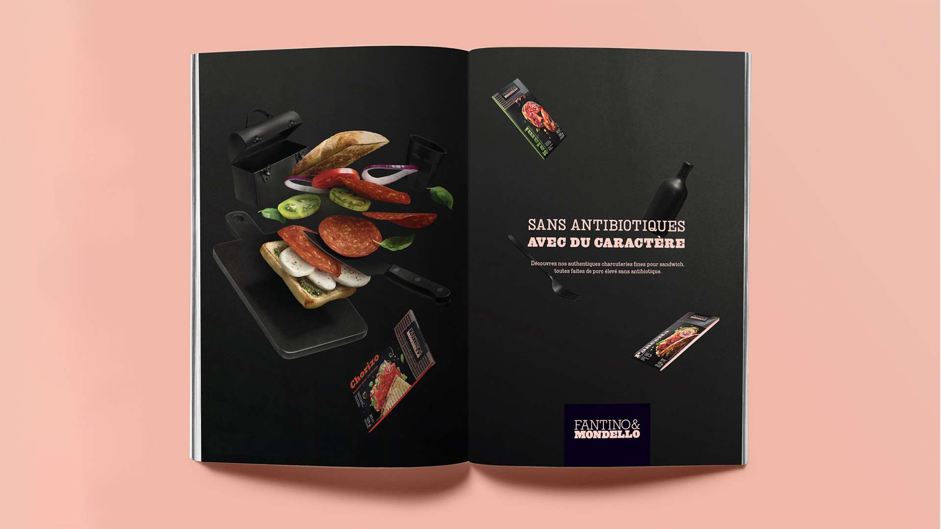 capicollo ham photographed by Mathieu Lévesque for Fantino & Mondello with Rethink agency