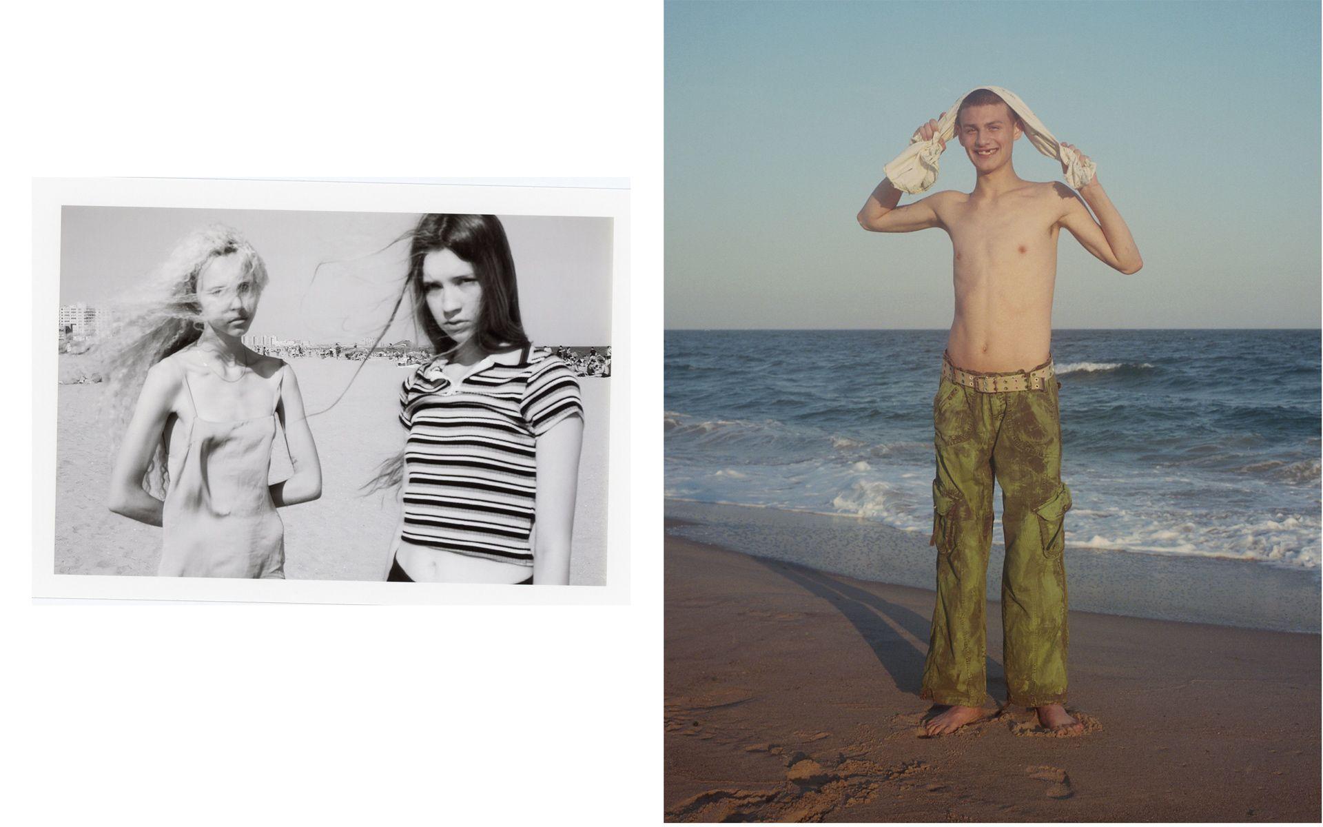 collage de deux images par Oumayma B. Tanfous pour DAZED