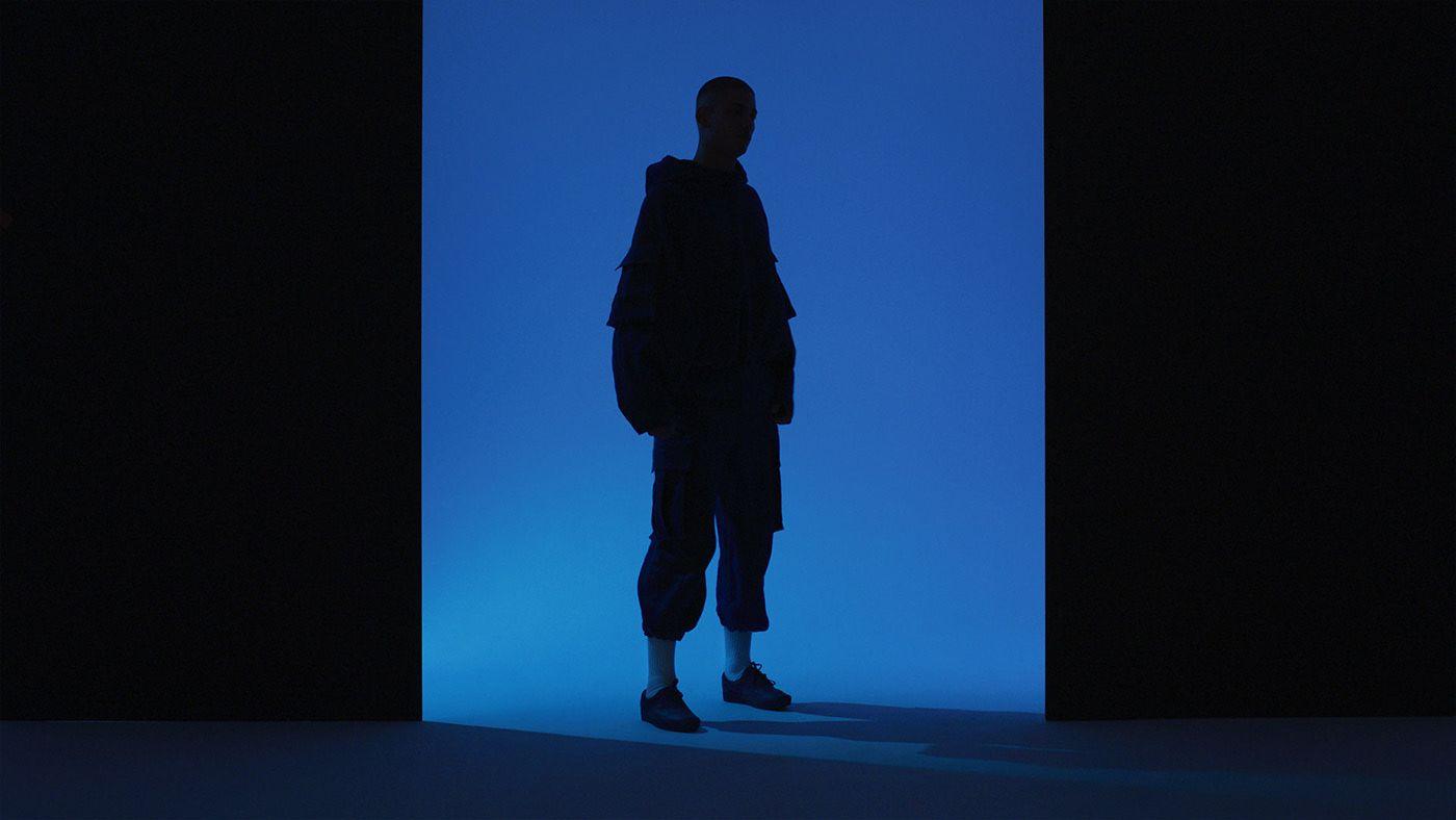 Silhouette de modèle pour la campagne 2019 de OTH x VANS par Simon Duhamel