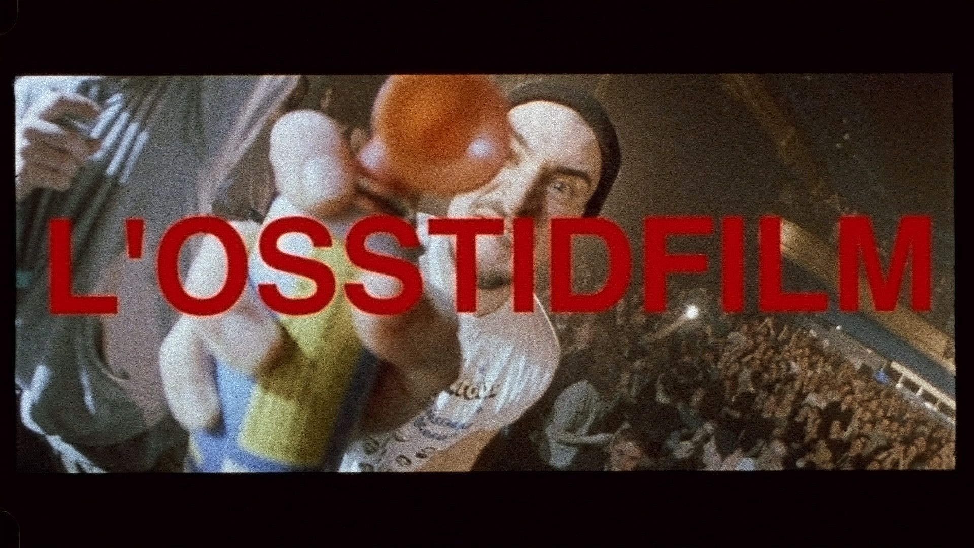 L'Osstidfilm documentary filmed by Vincent Ruel-Cote from Les Gamins about L'Osstidtour a collective of quebecois rappers including Koriass, Brown and Alaclair Ensemble having a tour around Quebec towns