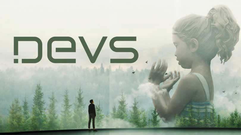 cover of TV series Devs