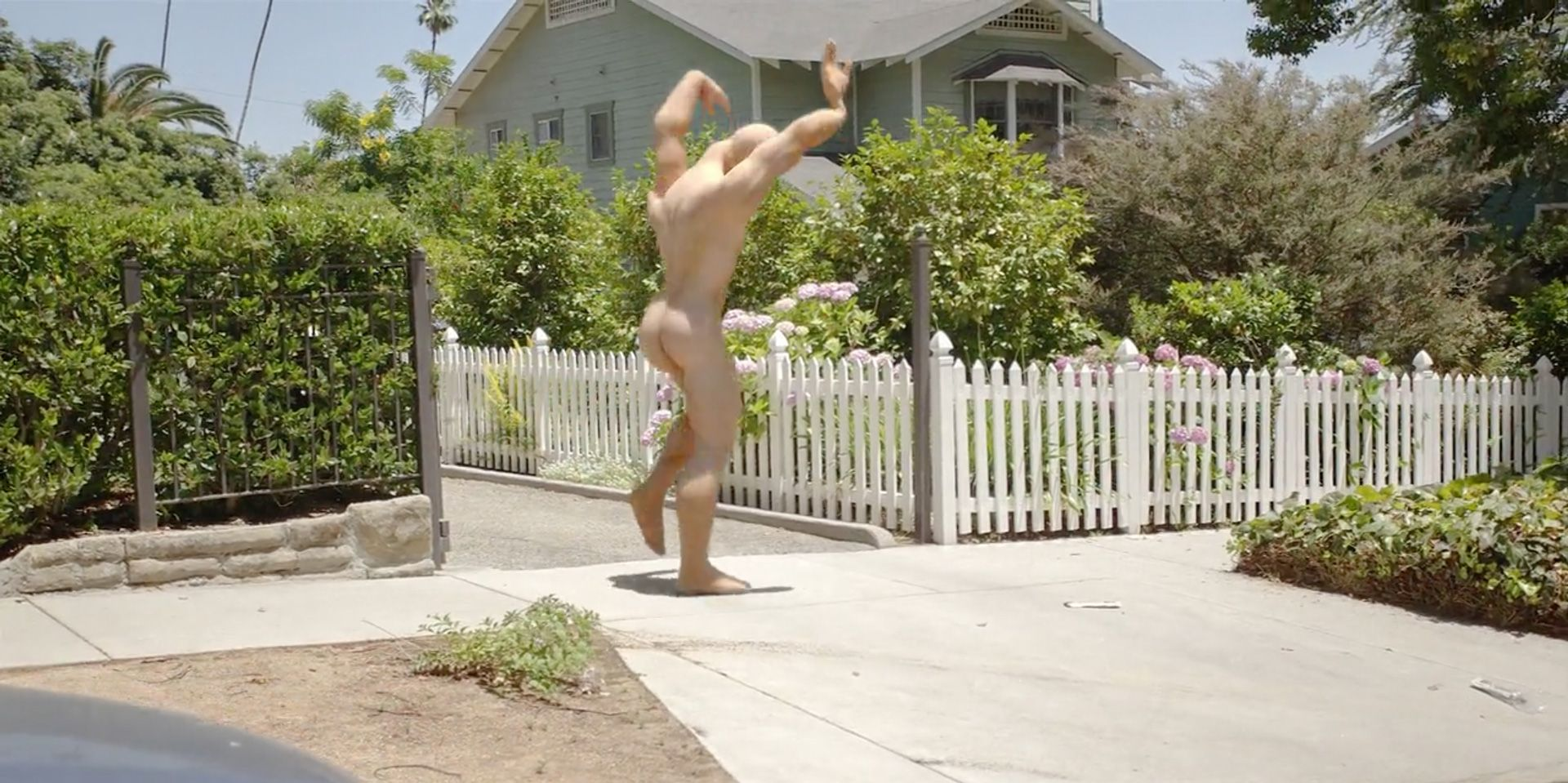 short film called Late for Meeting by David Lewanski
