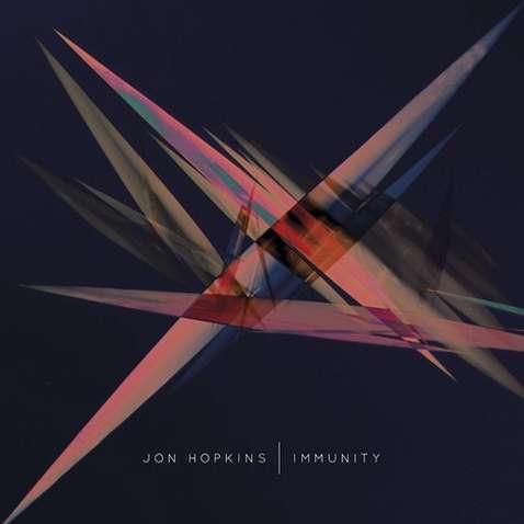 Jon hopkins album Immunity cover