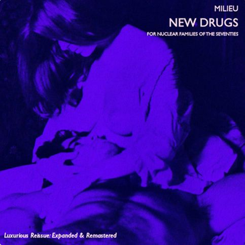 Milieu album New Drugs cover