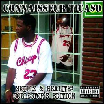 Connaisseur Ticaso album cover