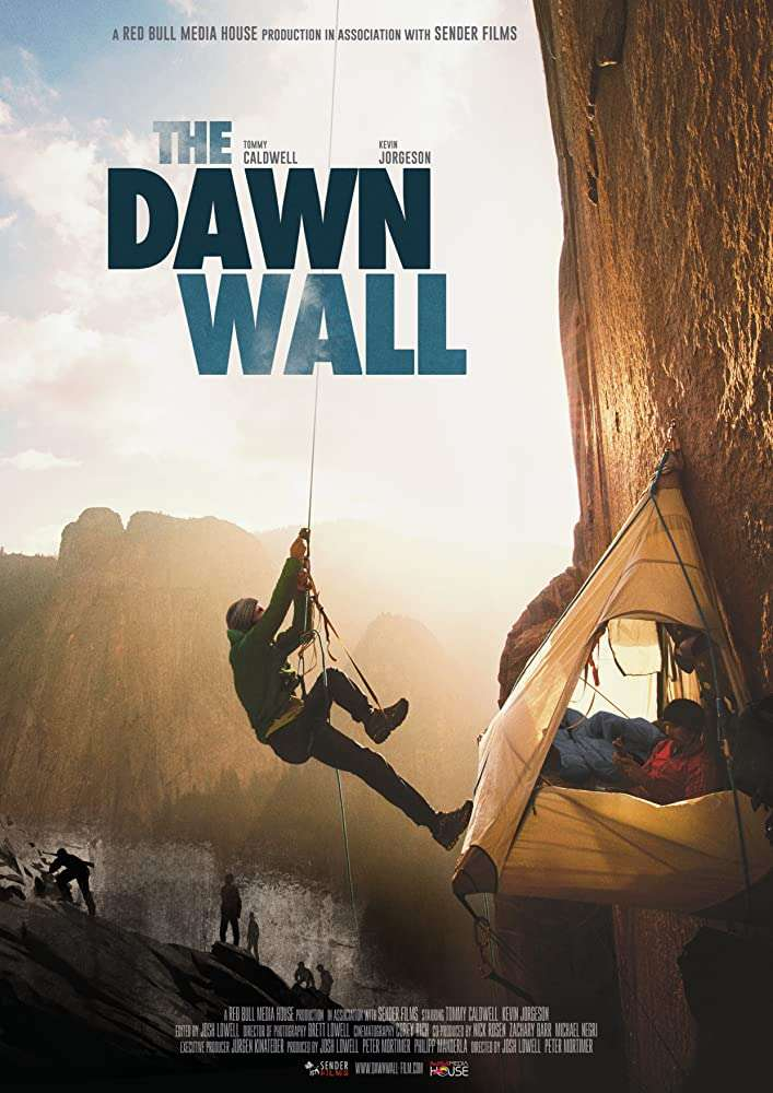 The Dawn Wall movie poster