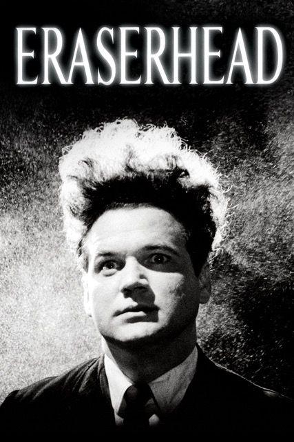 eraserhead movie poster by david lynch