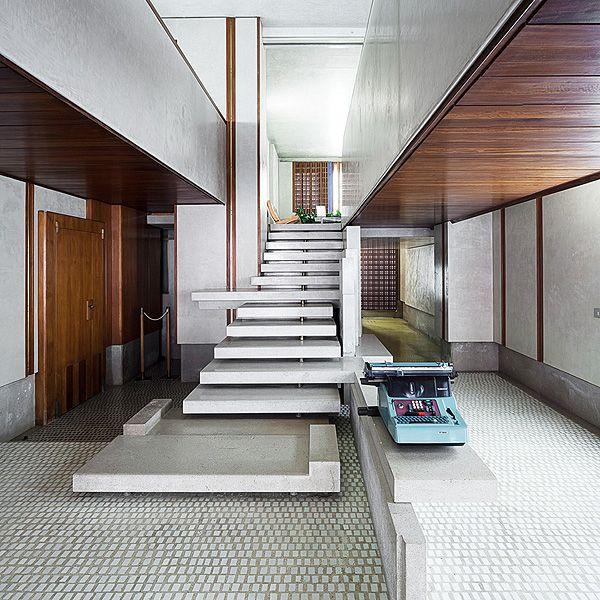 architecture by Carlo Scarpa