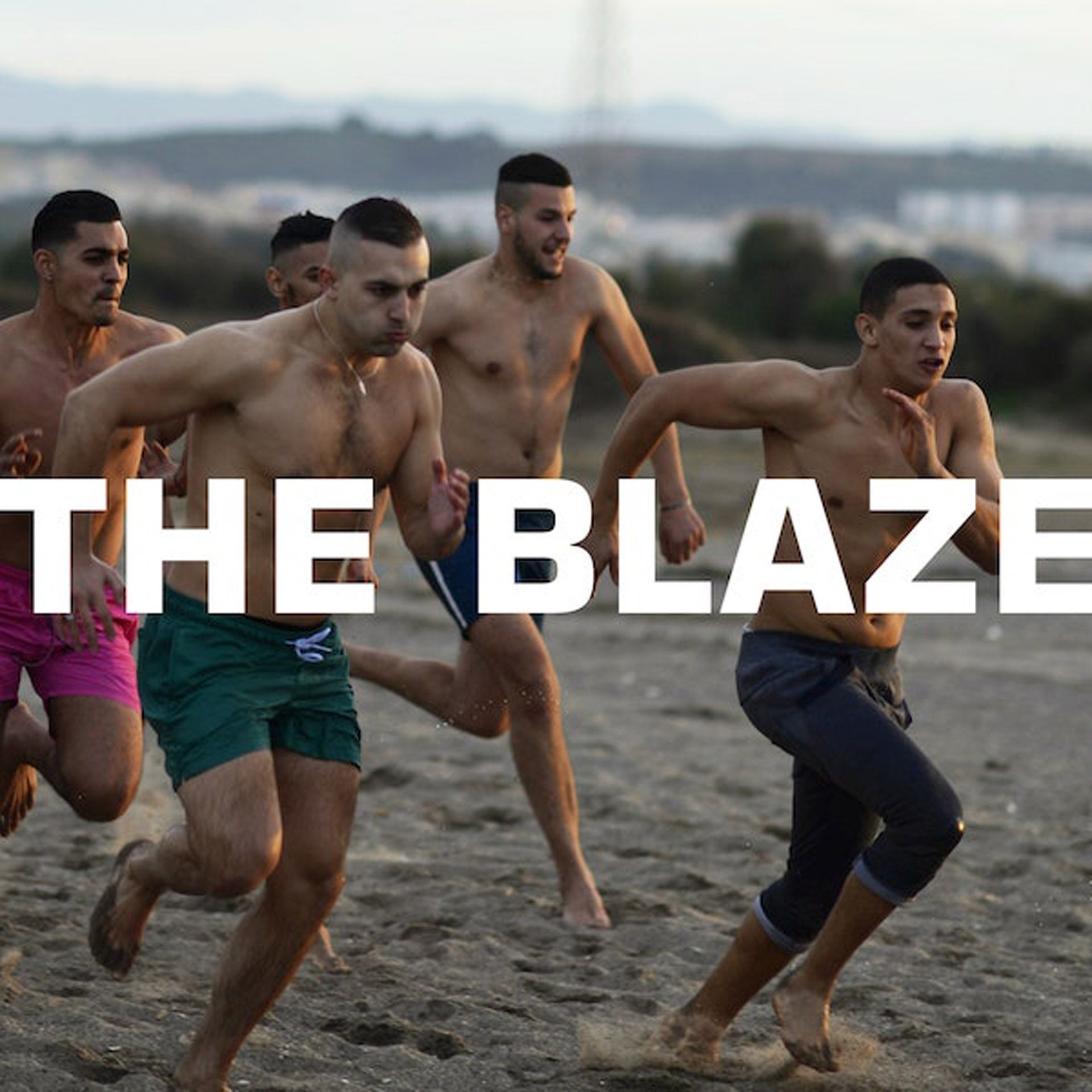 album cover of Territory by The Blaze